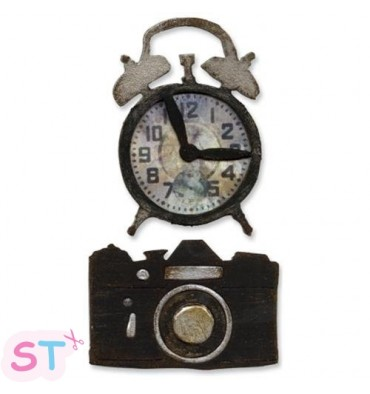 mini-vintage-alarm-clock-y-camera-set-scrapeatodo.com