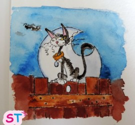 Kreepy Kitty-Scrapeatodo