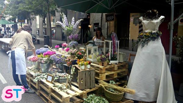 Taller en el Flower Market 2