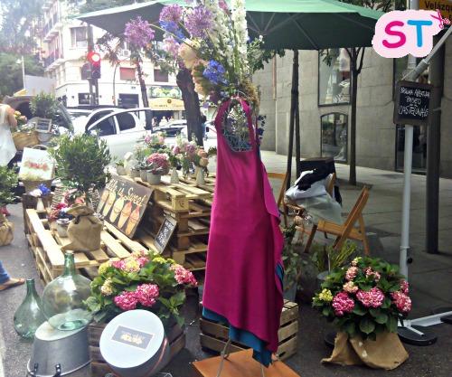 Taller en el Flower Market 3