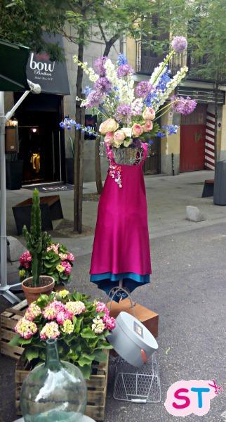Taller en el Flower Market 5