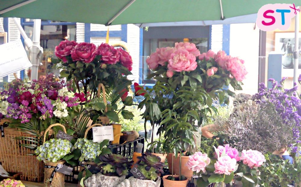 Taller en el Flower Market 9