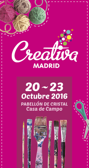 Creativa Madrid 2016 Scrapeatodo